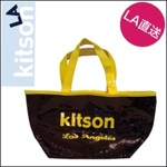 kitson kitson LA キットソンsequin スパンコール  ネオン ミニトートバッグ/ネオンイエロー